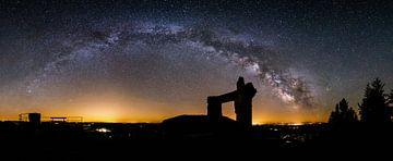 Die Milchstraße in ihrer ganzen Pracht von Nando Harmsen