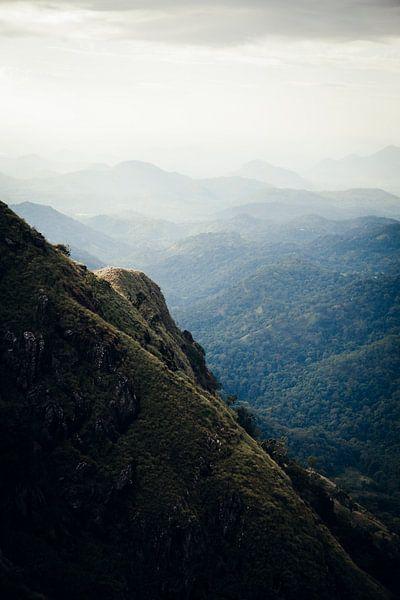 Berge in Ella von Rebecca Gruppen