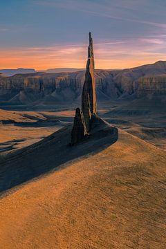 Die Nadel, Utah von Henk Meijer Photography