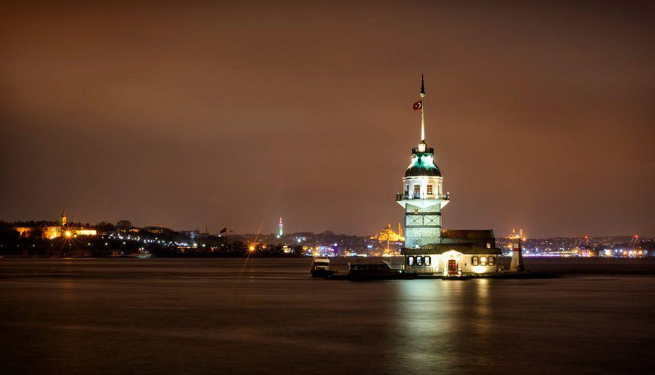 Kiz Kulesi, Leandertoren of de Meisjestoren