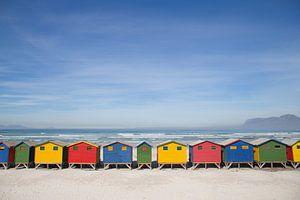 Muizenberg, Cape Town van