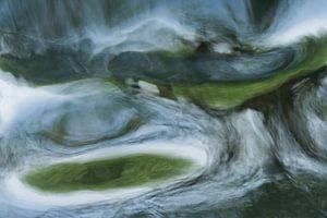 Waterabstractie van Aukje Bakker