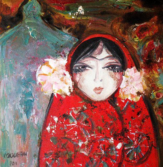 A little fairy van  Leila Chouban