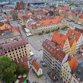 Wroclaw polen van Robin van Maanen