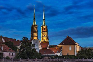 Wroclaw, Poland van Gunter Kirsch