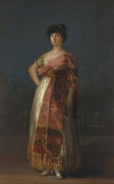 La Tirana, Francisco de Goya