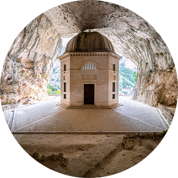 tempel van valadier van Kristof Ven