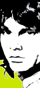 Jim Morrison van Herman de Langen