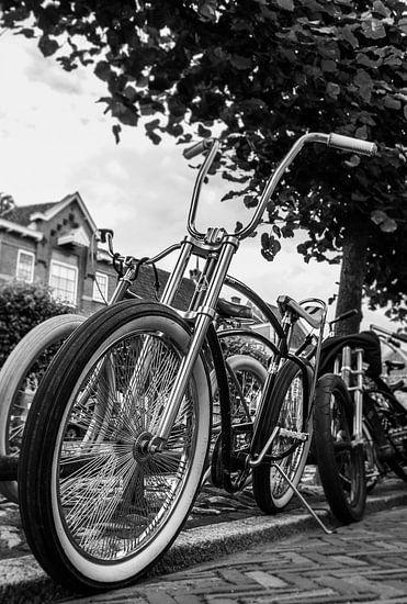 Is het een fiets of een motorfiets? :-)