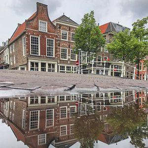Voorstraat, Delft van