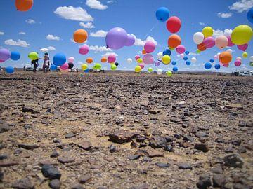 Day in the desert von Marieke Heins