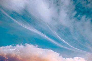 Wattige Wolken van Gaby Jongenelen