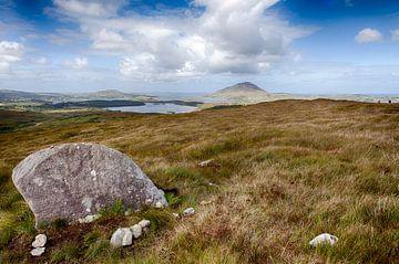 Ierse landschap van Van Renselaar Fotografie