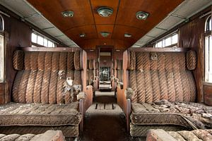 Urbex - The Orient Express van