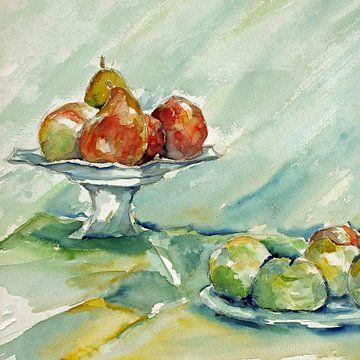 Pommes et poires. sur Ineke de Rijk