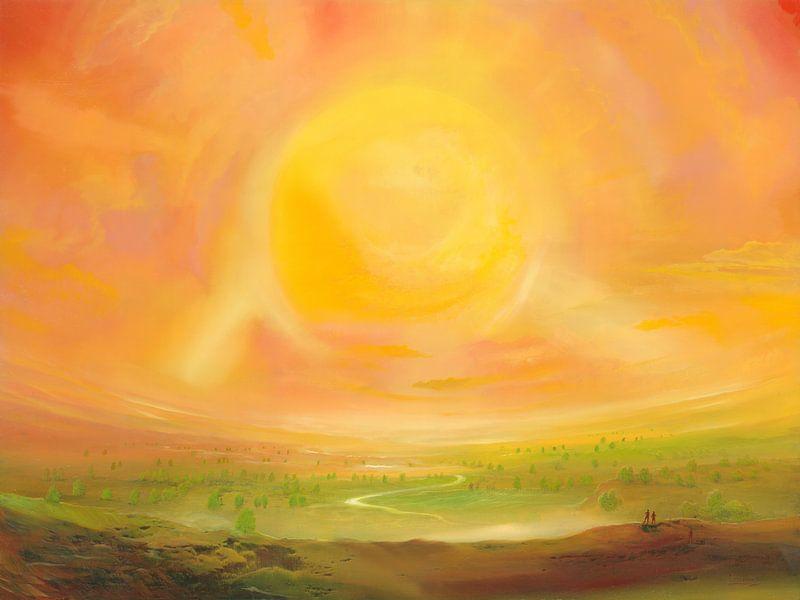 Kleiner Sonnensturm sur Art Demo