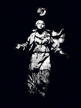 Schot van een Engel van Wouter Moné