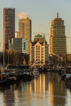 Oude haven Rotterdam sur ABPhotography