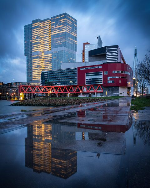 De Rotterdam van Mark De Rooij