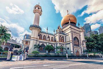 Mosquée Sultan sur Manjik Pictures