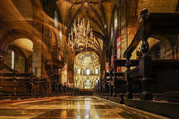 Basiliek van Onze-Lieve-Vrouw-Tenhemelopneming (Maastricht) van Dirk van Egmond