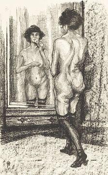 Eitelkeit, Otto Hanrath (1923) von Atelier Liesjes