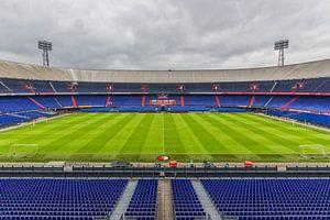 De Kuip vanaf de bovenste ring | Feyenoord Rotterdam