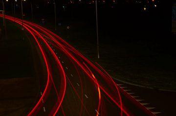 Licht in het donker van Ruben Meinten Fotografie