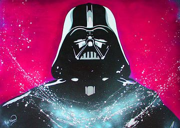 Darth Vader von Kathleen Artist Fine Art