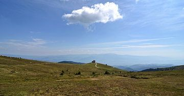 Oostenrijk Wolfsberger Hütte van Frank de Ridder
