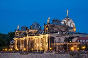 Historical Building in Dresden