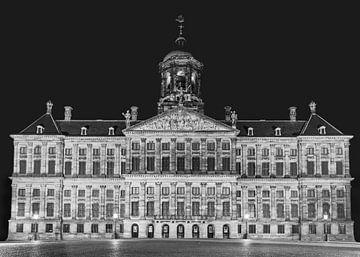Palast auf dem Dam-Platz von Ivo de Rooij