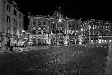 Estação do Rossio in Lissabon von MS Fotografie | Marc van der Stelt