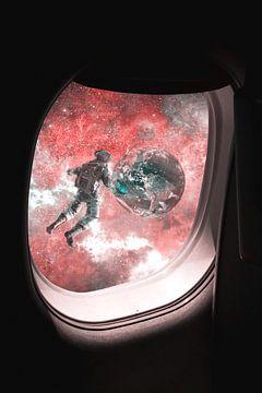 astronaute sur Felix Brönnimann
