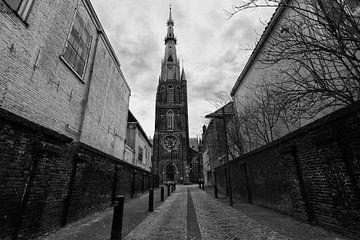 Bonifatius kerk Leeuwarden von Anne Dijkhoff