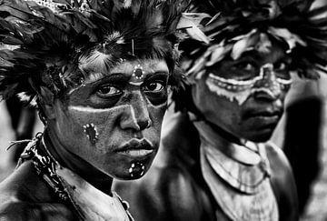 Sing Sing Festival - Mt. Hagen - Papua-Neuguinea, Joxe Inazio Kuesta von 1x