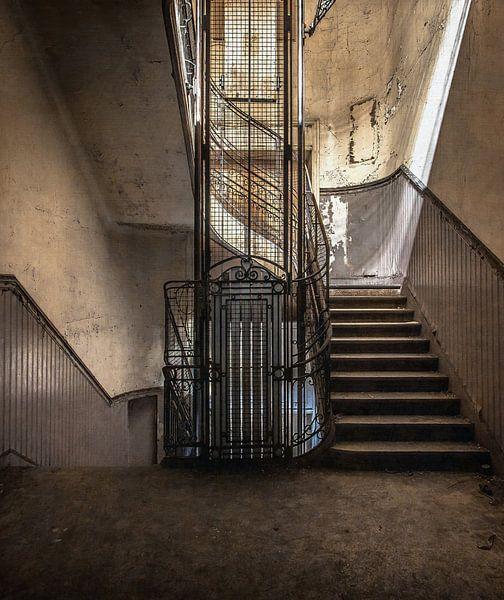 Out of order van Olivier Van Cauwelaert