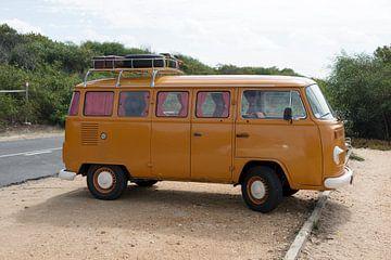 old vw bus van