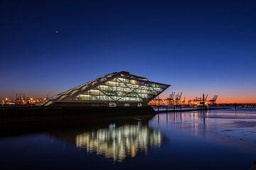Dockland Hamburg van Alexander Schulz
