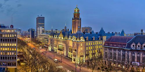 Stadhuis Rotterdam van