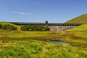 Loch Glascarnoch Dam von Babetts Bildergalerie
