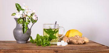 Teezeit von Marjan Noteboom
