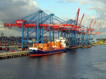 Rotterdam Hafen sur Renate Knapp