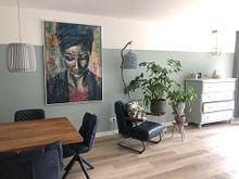 Kundenfoto: Listen von Flow Painting, auf leinwand