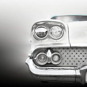Amerikaanse oldtimer 1958 Bel Air van Beate Gube