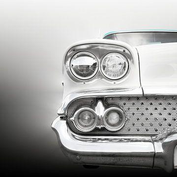 Voiture classique américaine 1958 Bel Air