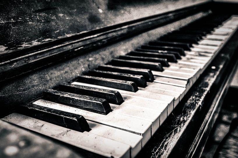 Last Note – Piano von 3,14 Photography