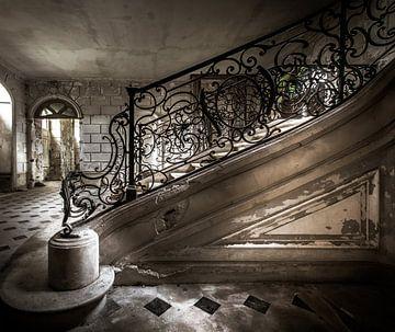 Meistertreppe von Olivier Van Cauwelaert