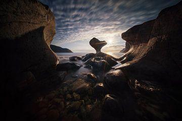 Kannestein sunset von Wojciech Kruczynski