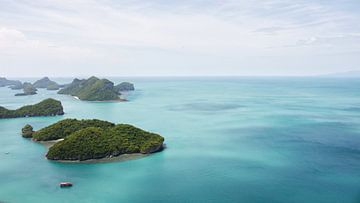 Ang Thong National Marine Park van Lars Korzelius